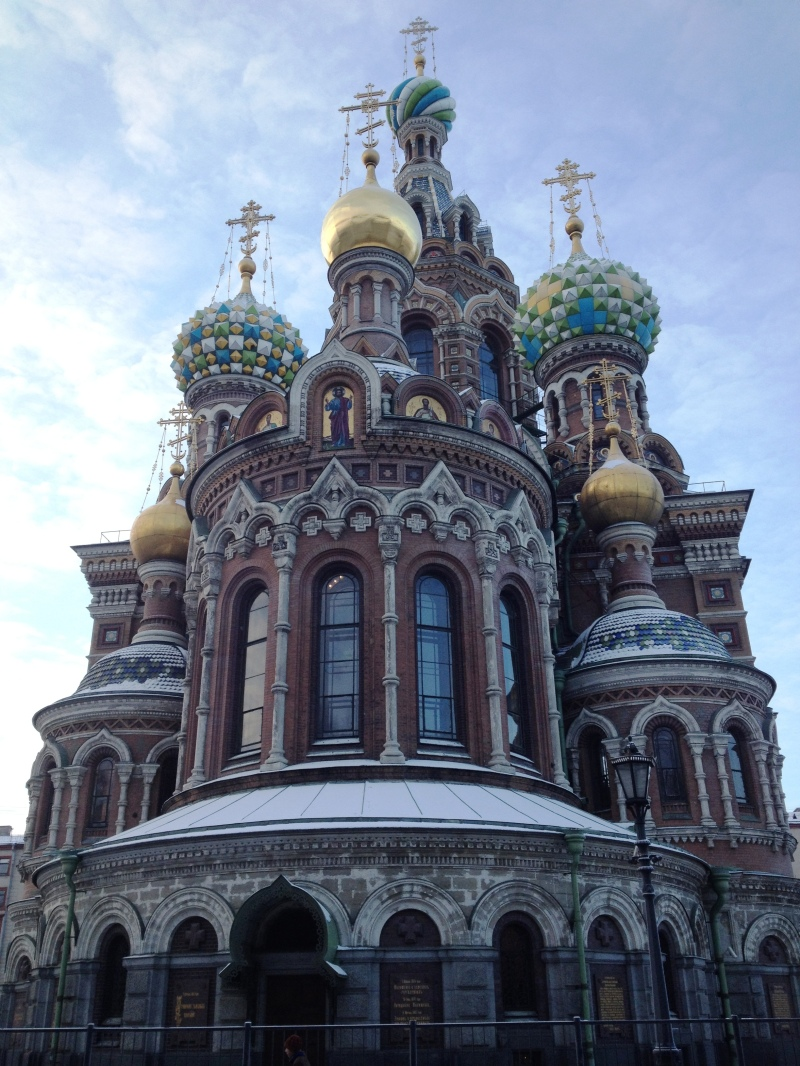The Spilled Blood church